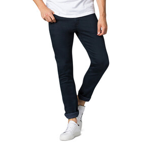 DUER No Sweat Broek Slim Heren, navy